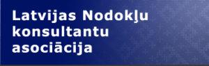 Latvijas Nodokļu konsultantu asociācijas logo